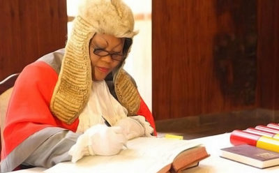 New Chief Justice Takes The Bench in Turks and Caicos