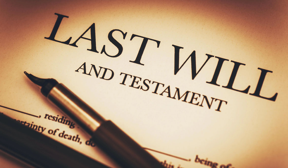 The Benefits of Making a Will