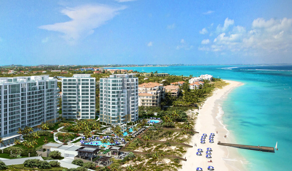 The Ritz-Carlton Opens In Turks and Caicos